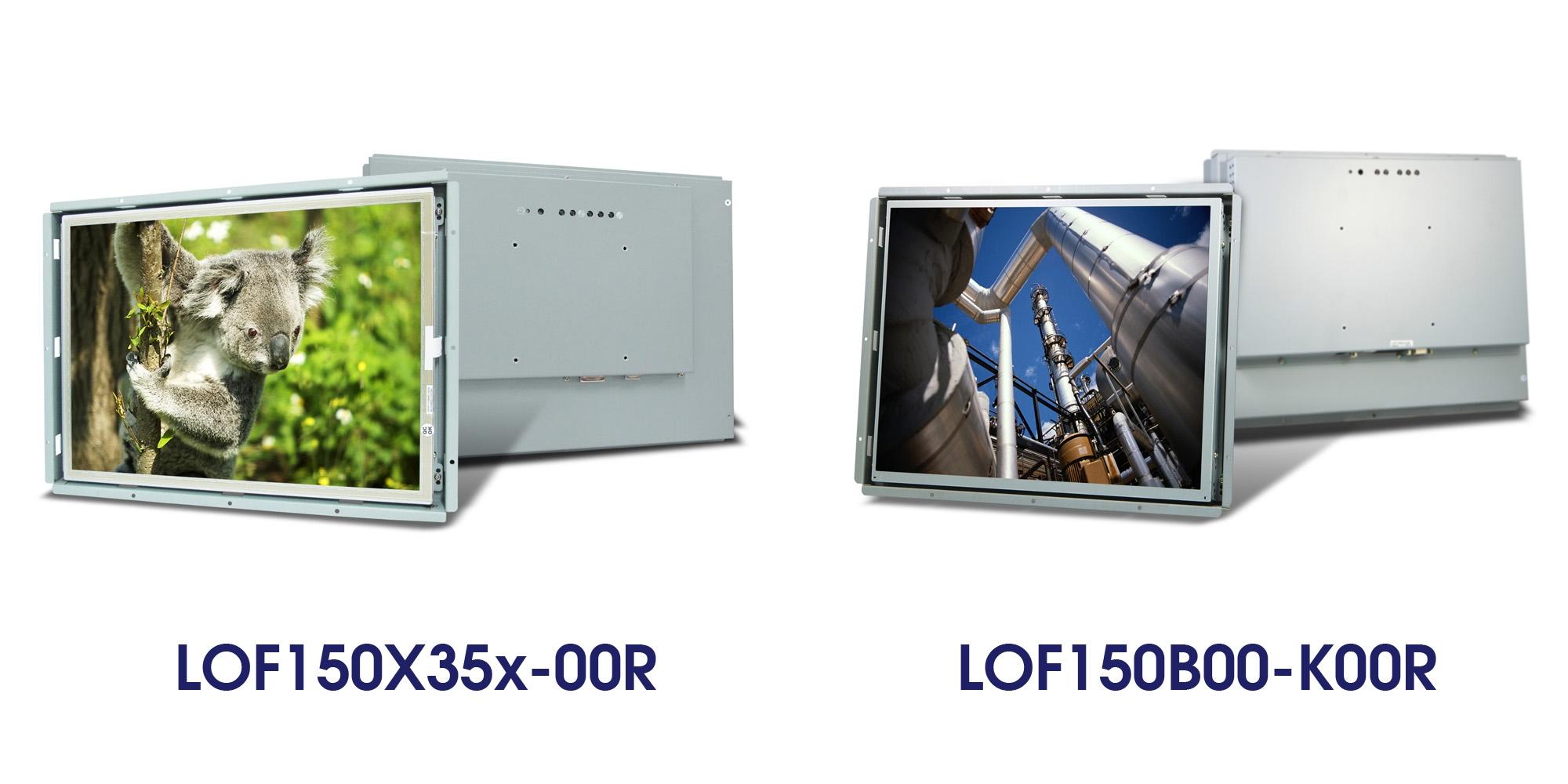 LOF150X35x-00R LOF150B00-K00R