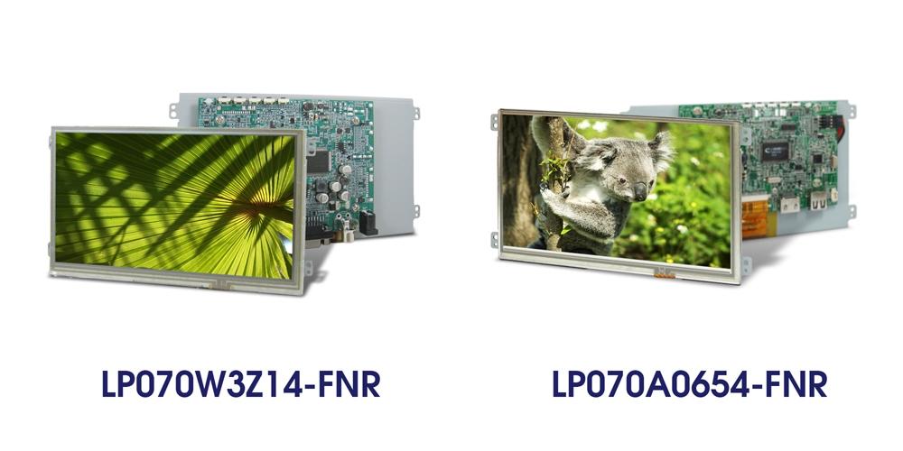 LP070A0654-FNR LP070W3Z14-FNR