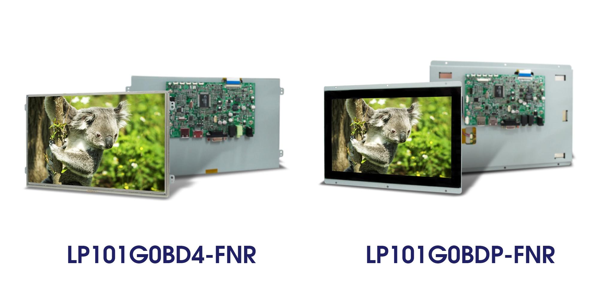 LP101G0BD4-FNRLP101G0BDP-FNR