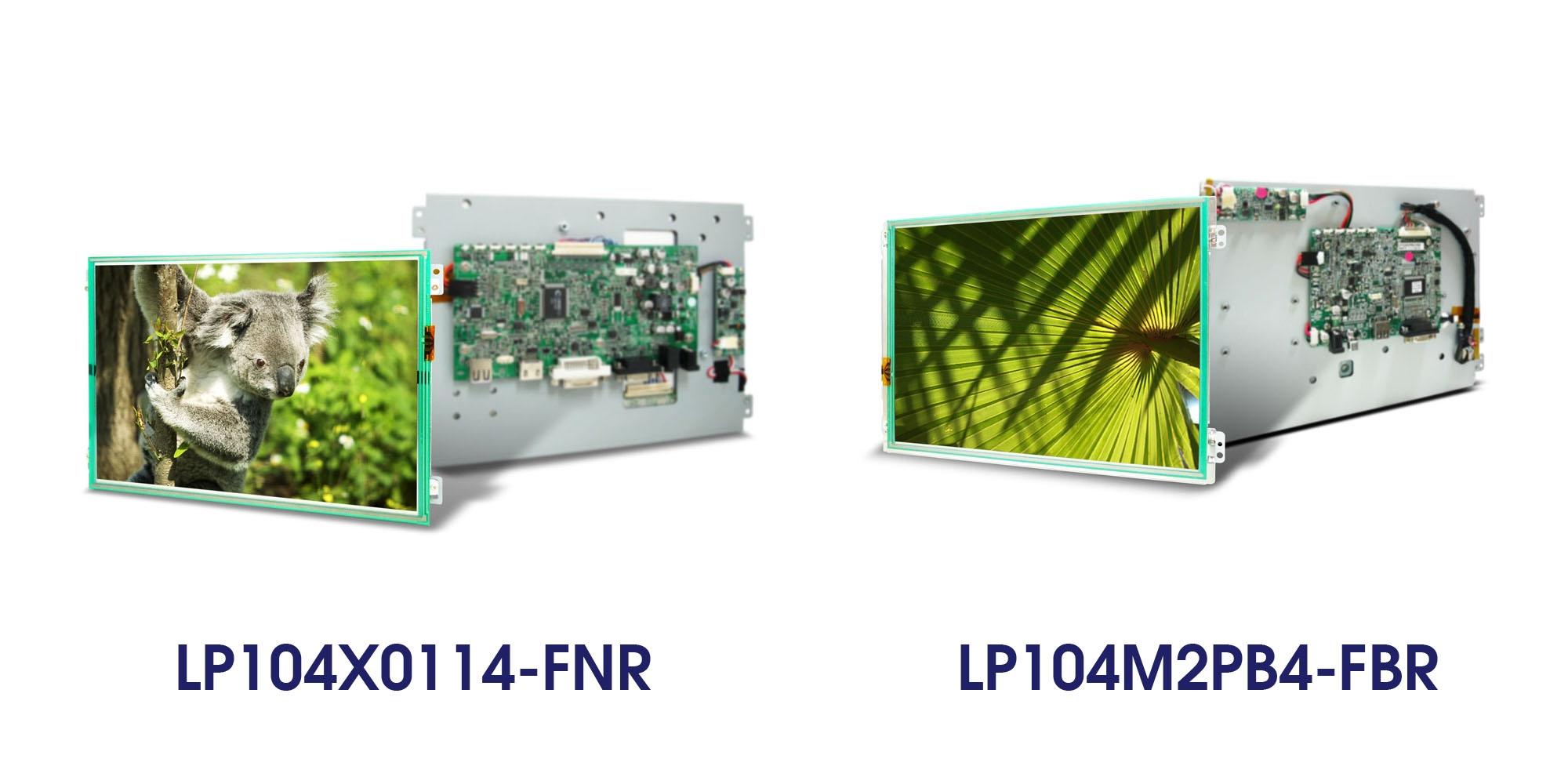 LP104X0114-FNR LP104M2PB4-FBR