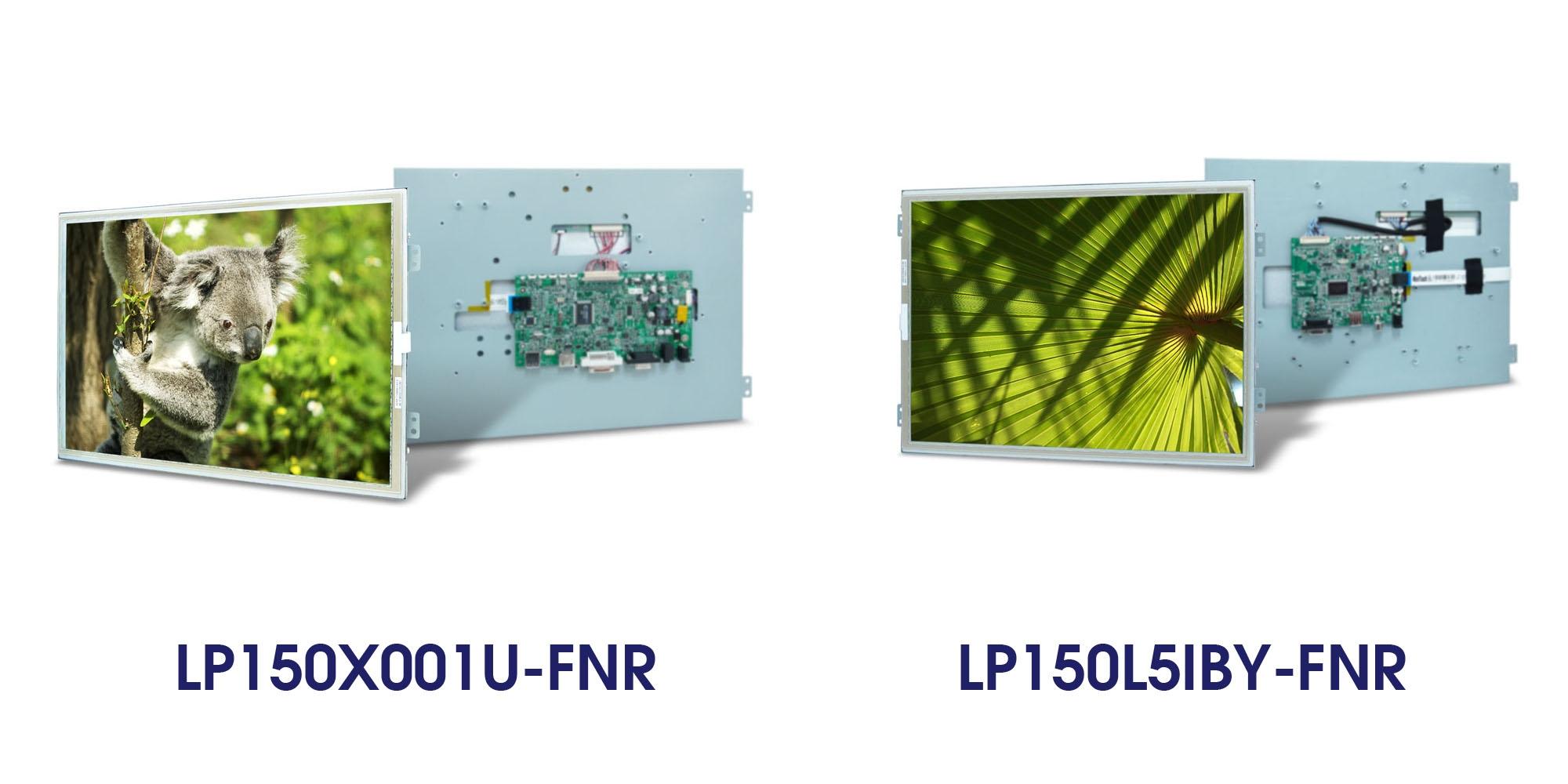 LP150X001U-FNR LP150L5IBY-FNR